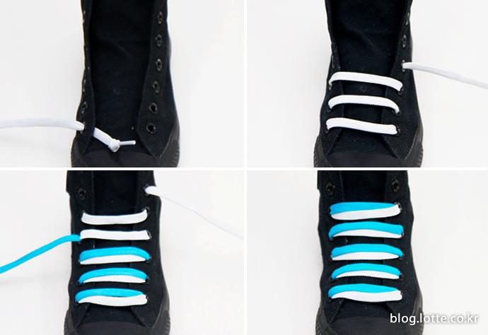 신발끈 매듭법 이미지2