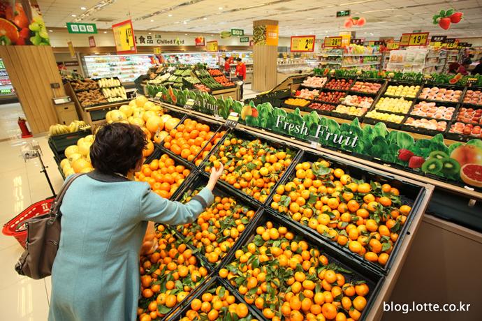 중국 양갑환도점 신선식품 차별화 전략