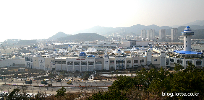 롯데몰 동부산점 그랜드 오픈