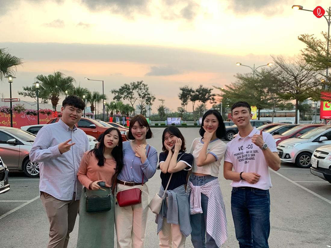 롯데 대학생 서포터즈 U-프렌즈 유프렌즈 해외탐방 베트남 하노이