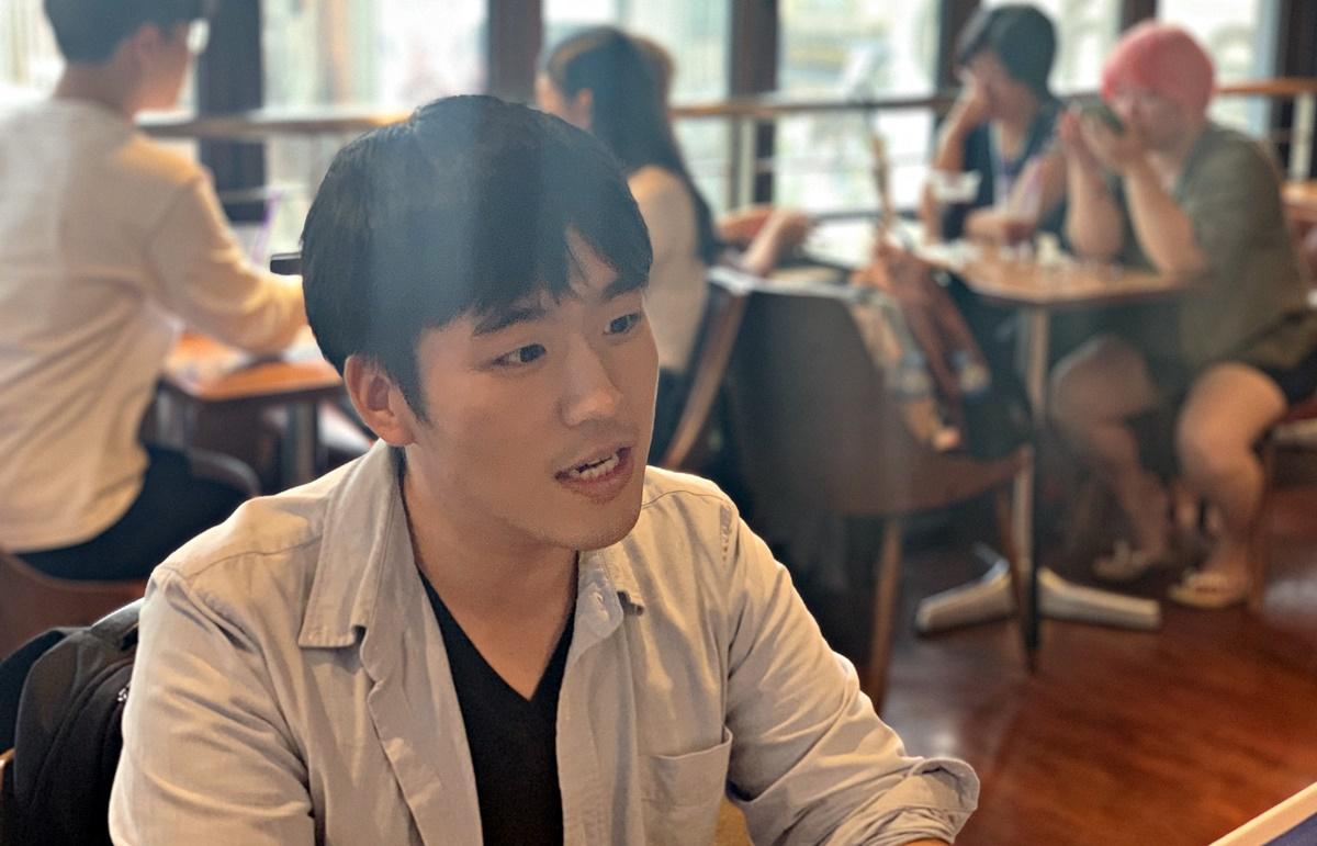 프로게이머에서 시민과 사회를 잇는 활동가로  황희두 후원회원