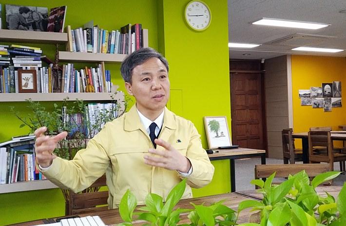 [기획연재③] 김승수 전주시장, 시민의 절박함에 사회적 연대로 답하다