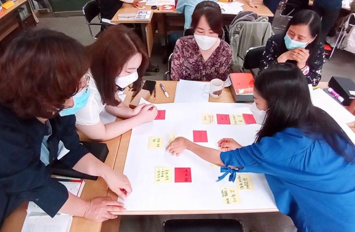 문제해결을 위한 워크숍 교육, 희망드로잉 26+