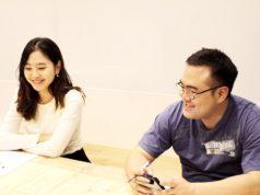 (왼쪽부터) 최혜원 모비데이즈 매니저, 유재령 모비데이즈 매니저