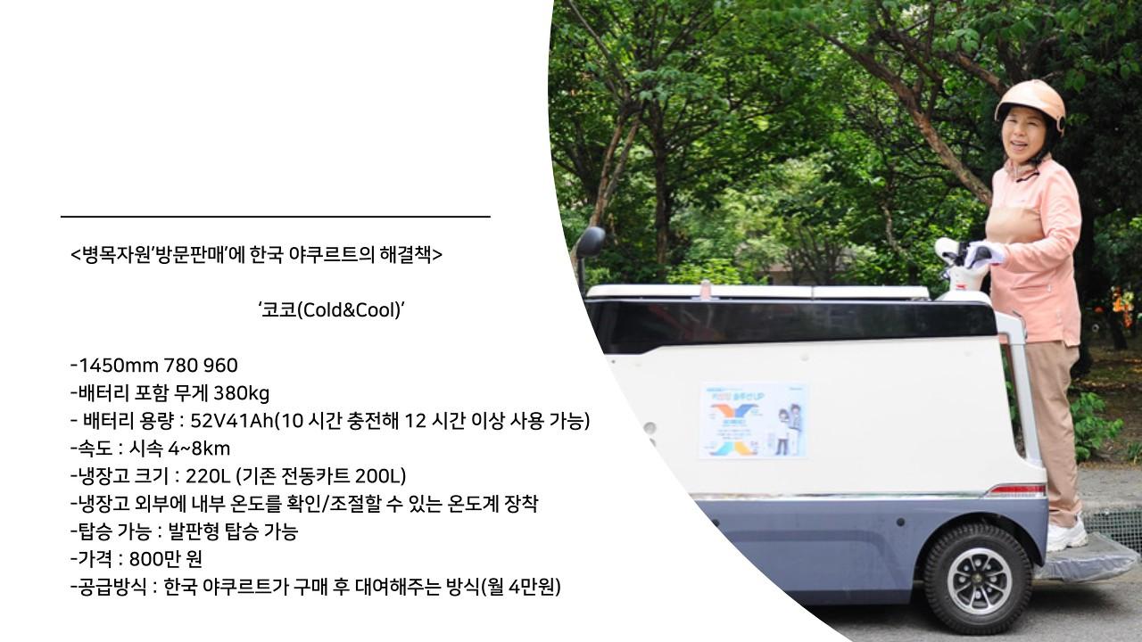 출처. 한국 야쿠르트 블로그