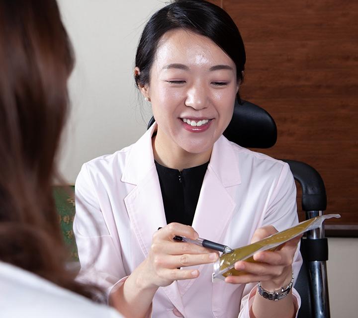 탈모치료방법, 내원치료 공백을 보완하는 집중한약 처방