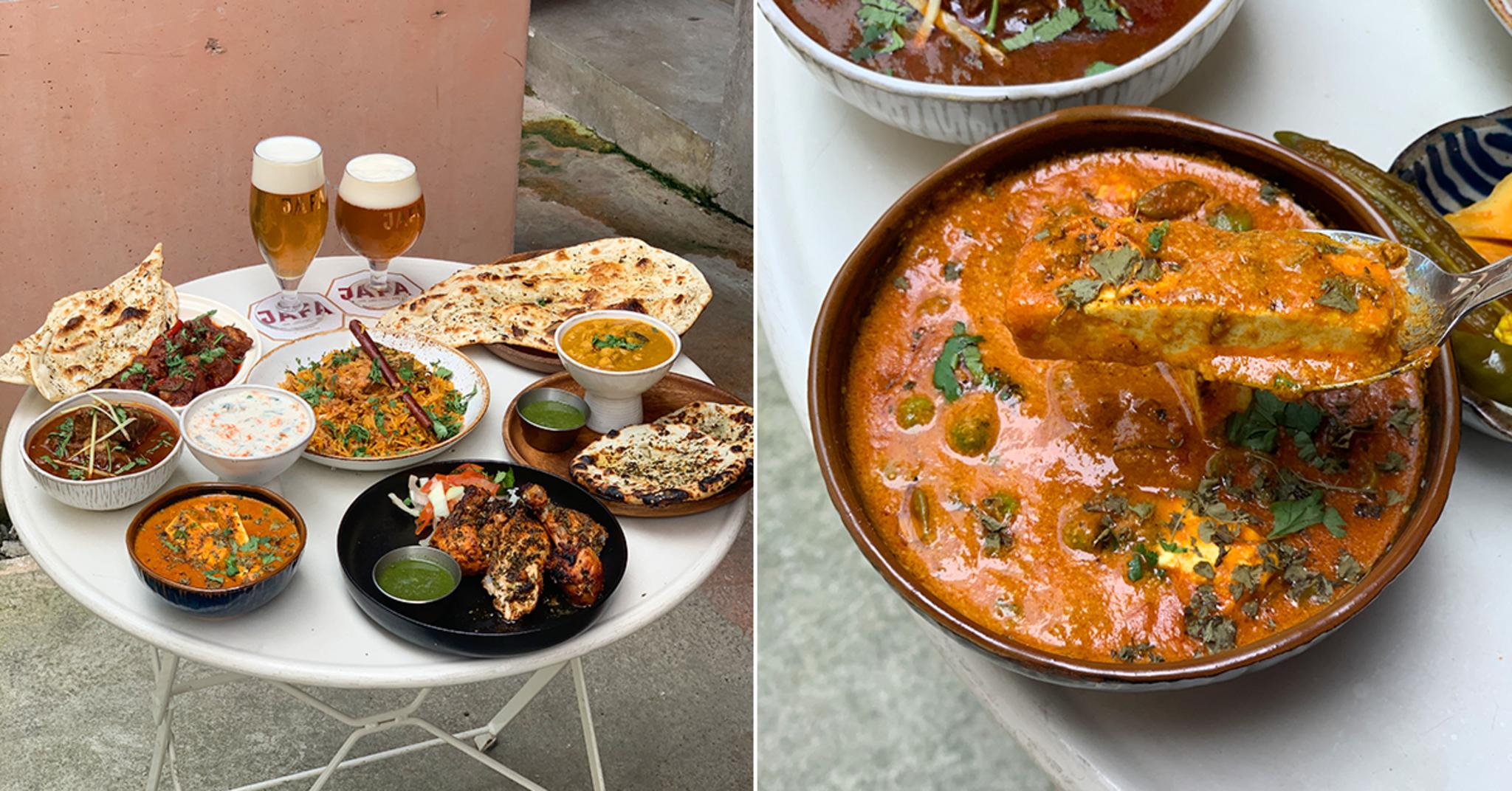 찐- 인도 음식을 만나다! 성수동 인디카  사진 - 여기가 인도인지 한국인지!