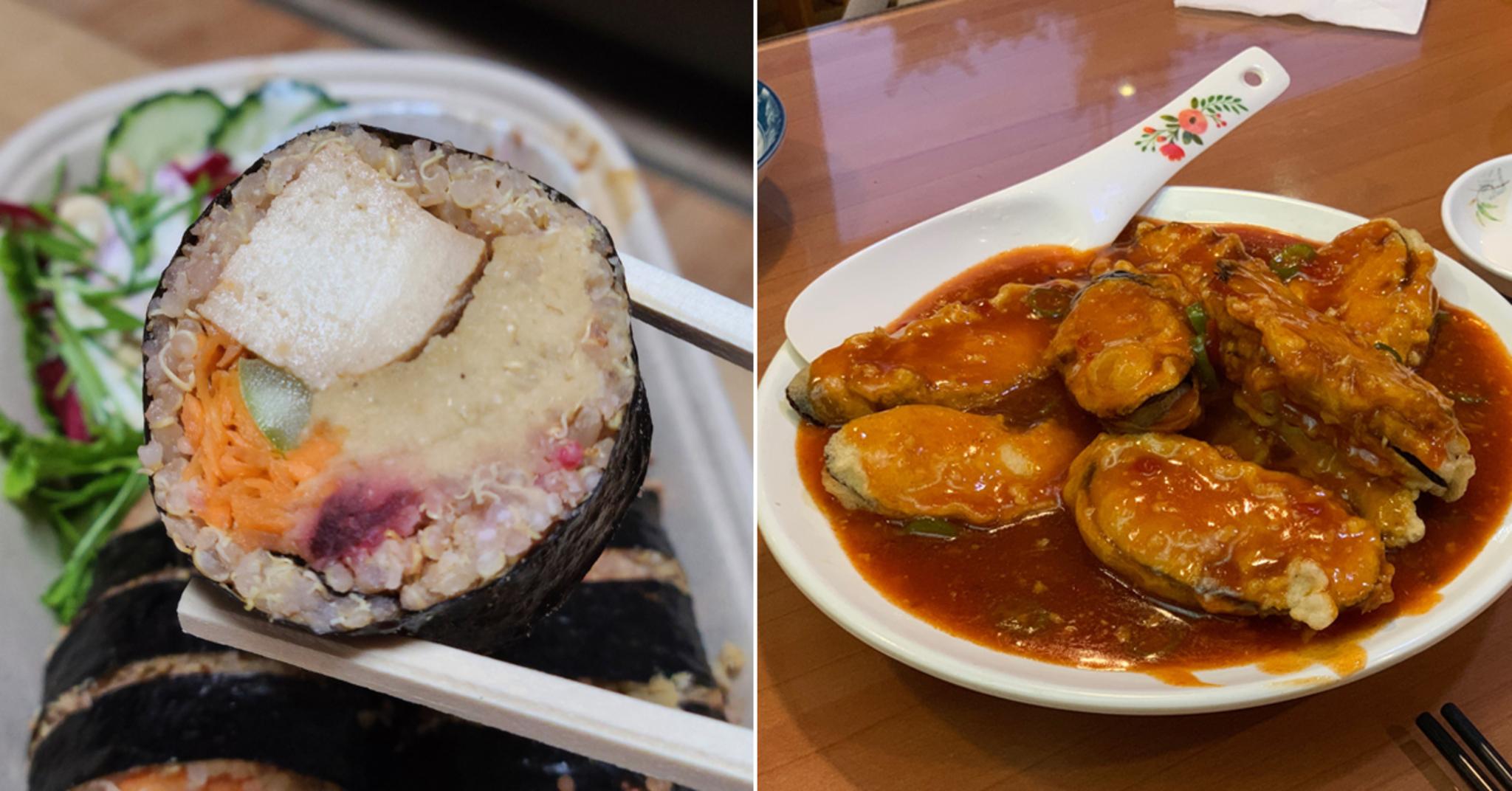 채식인들의 먹킷리스트! 비건 맛집 8곳 사진 - 채식이 맛없다는 편견을 깨줄 이곳들!