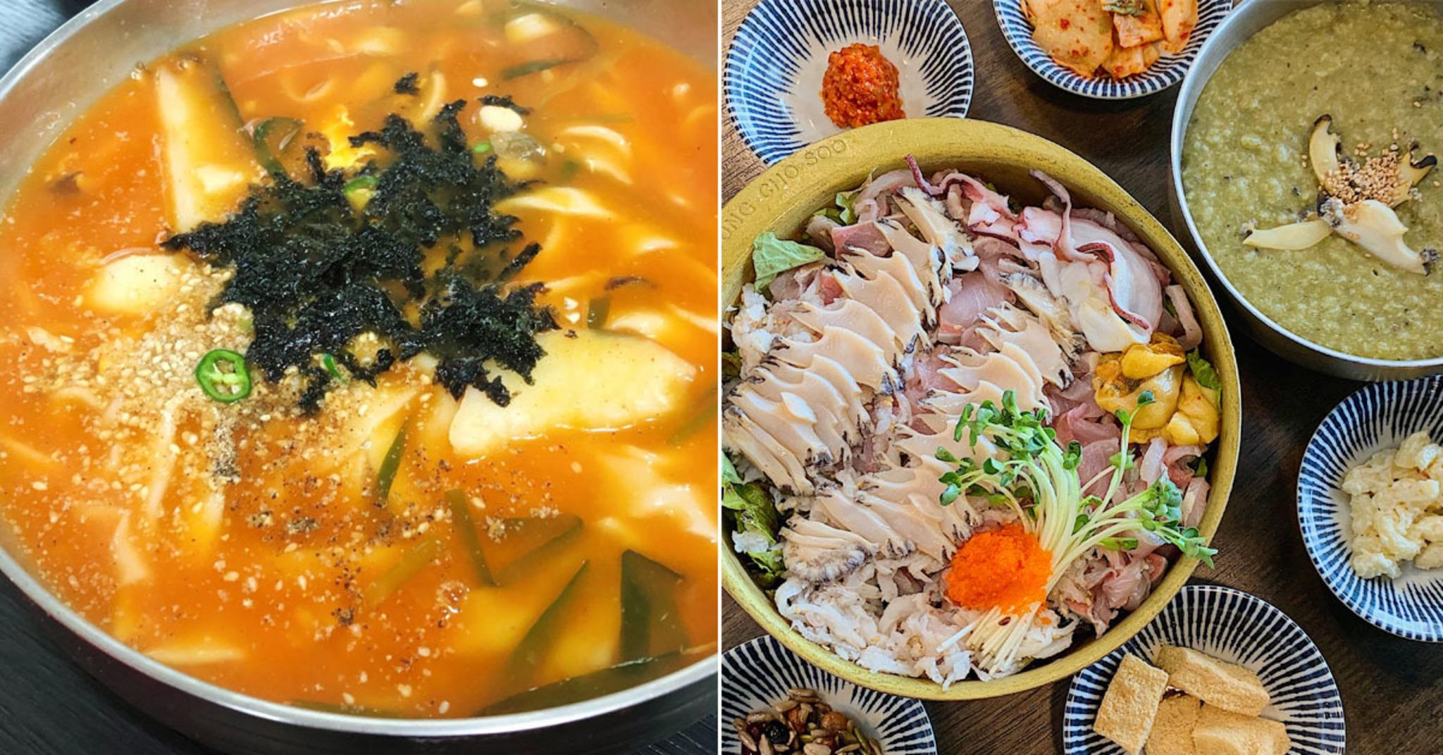 가을여행은 여기! 강원도 강릉·속초 맛집 8곳 사진 - 단풍놀이도 식후경이랬다!