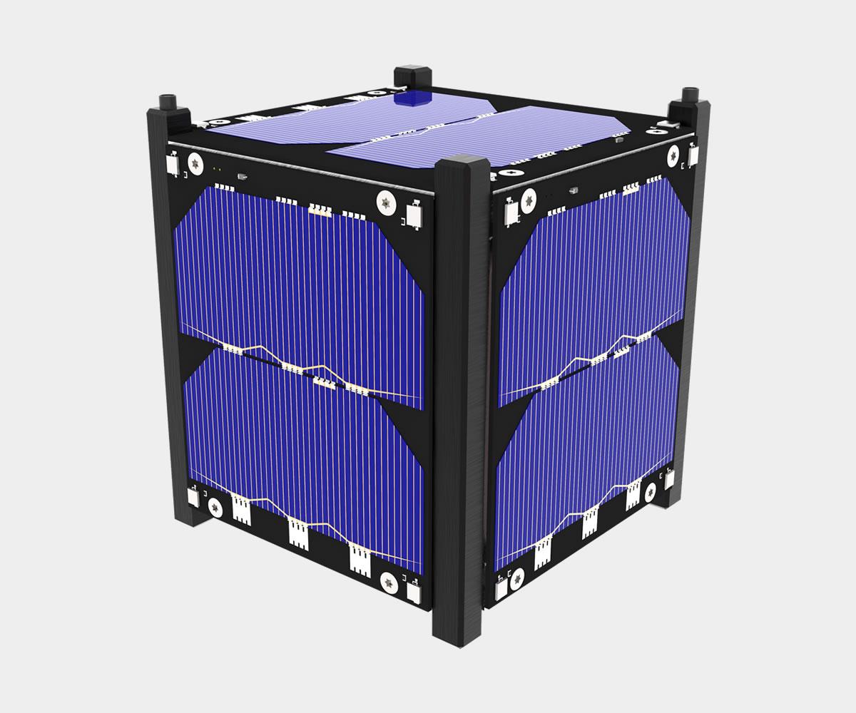 1U Platform - NARA SPACE TECHNOLOGY