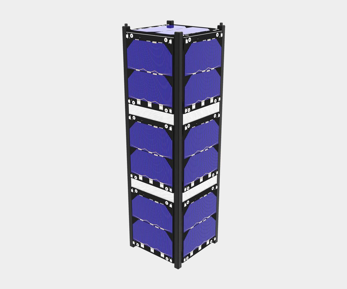 3U Platform - NARA SPACE TECHNOLOGY