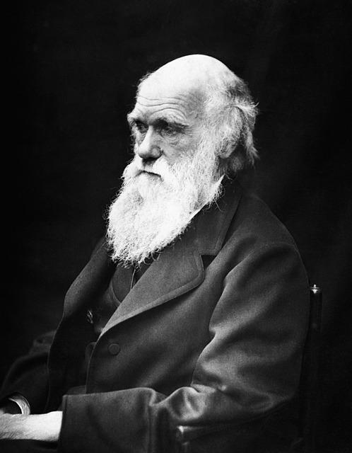 찰스 다윈