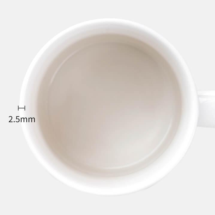 Custom Photo Mug - DESIGN feature 2