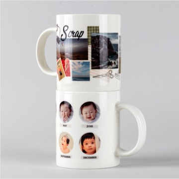 Custom Photo Mug - DESIGN feature 3