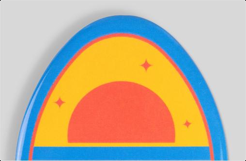 주의사항-테두리 디자인