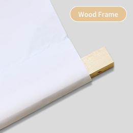 후가공-Pre-Drilled Wood Frame