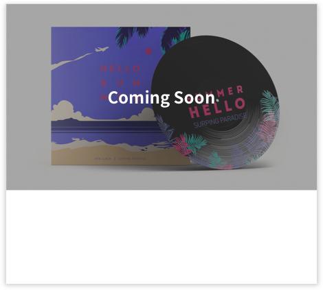 Vinyl Label Direct Printing + Cover