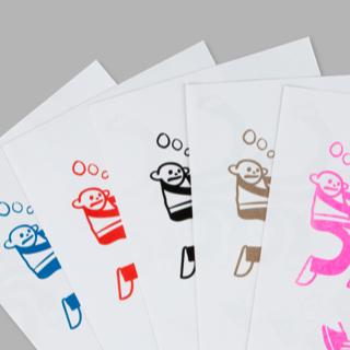 5 Colours Branch - Single Colour