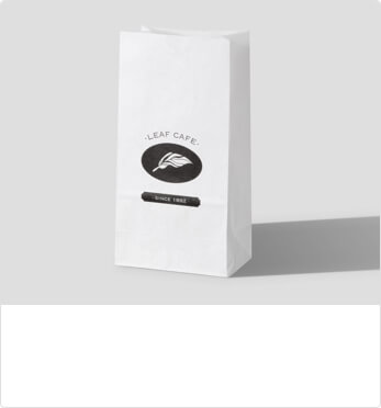 paperbag white