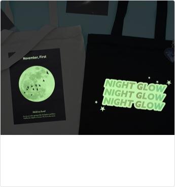 Eco Bag - Print & Cut Luminous
