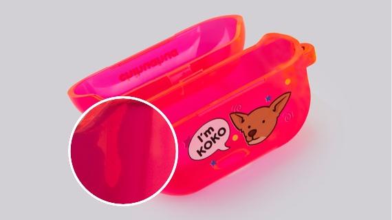 에어팟케이스_주문시유의사항_에어팟 형광(노랑, 핑크)
