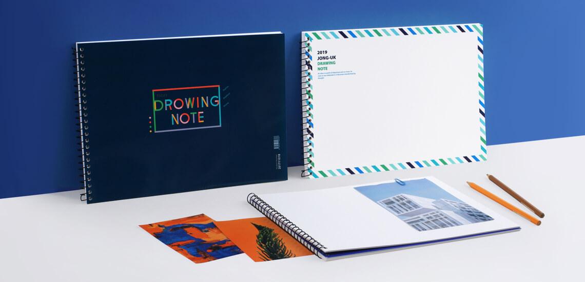 스케치북 - 전문가용1