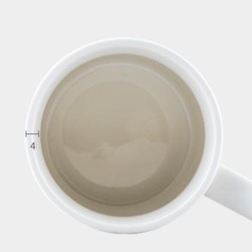 백작 캘리 말씀 머그컵 디자인특징2