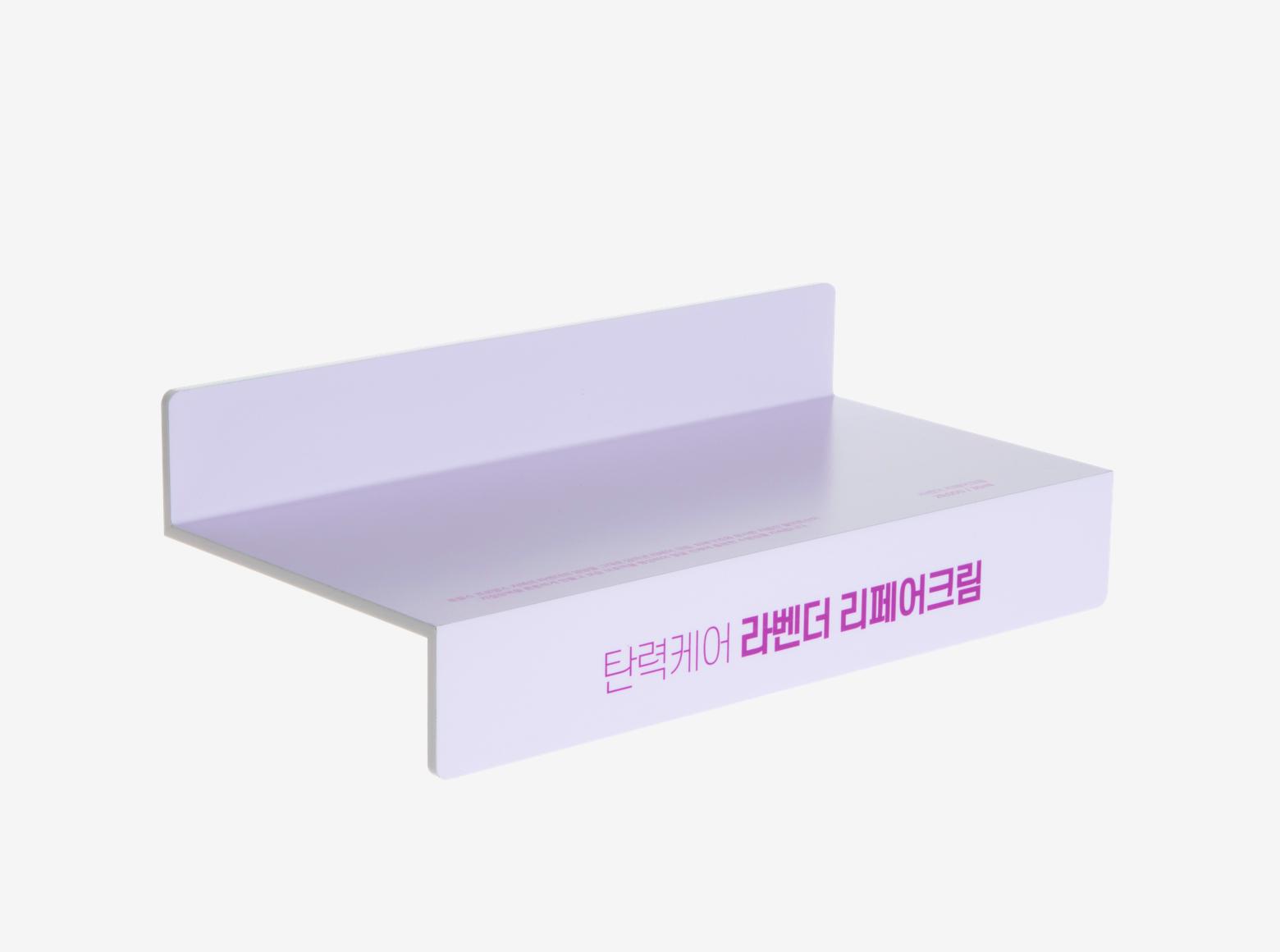 제품 전시대_선반형-롤링배너 슬라이드3