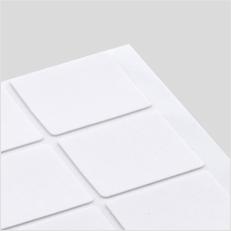 큐브 양면 젤리테이프