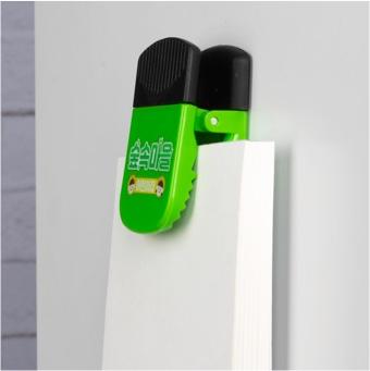 제품의 특징 - 클립 뒷면 자석
