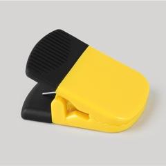 색상 선택 - 노랑색