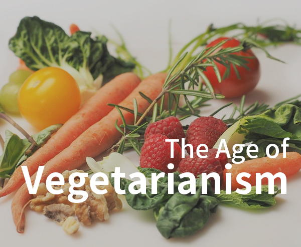 The Age of Vegetarianism: The World of Vegetarians