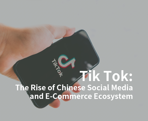 TikTok: Rise of Chinese Social Media and E-Commerce Ecosystem
