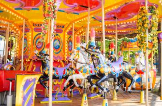 영어 스터디, 온라인 영어스터디, 오늘의 주제 놀이공원 Amusement Parks