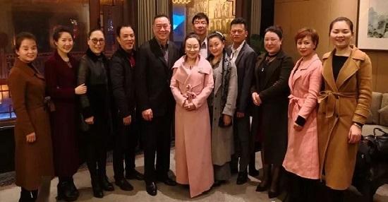 President of Chongqing Beauty Salon Association Xu Nan