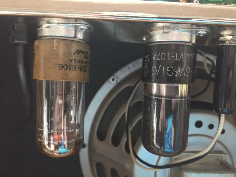40's Ken-Rad 6v6GT/G is louder than RCA, GE, Sylvania 6v6GT - Slowbean