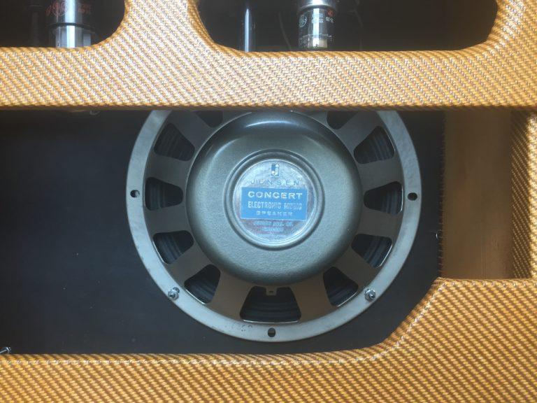 """Jensen EM-1002 10"""" speaker with Syntox-6 ceramic magnet - Slowbean"""