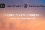 Coinchase, CCH코인 CoinMarketCap에 정식 수록