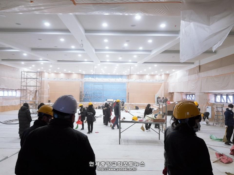 [2019-01-26] 동탄성전 청소