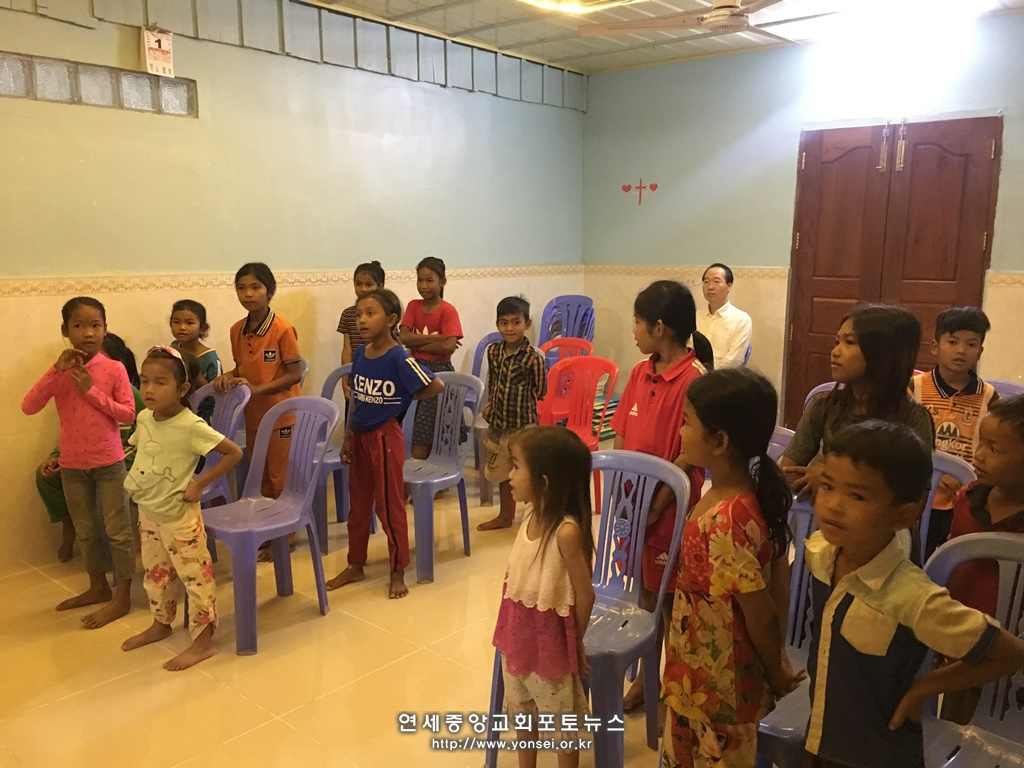 [2019-02-09] 제22차 해외단기선교 - 캄보디아