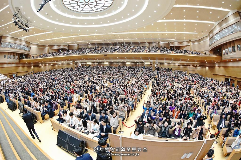 [2019-03-17] 교회설립 33주년 감사예배