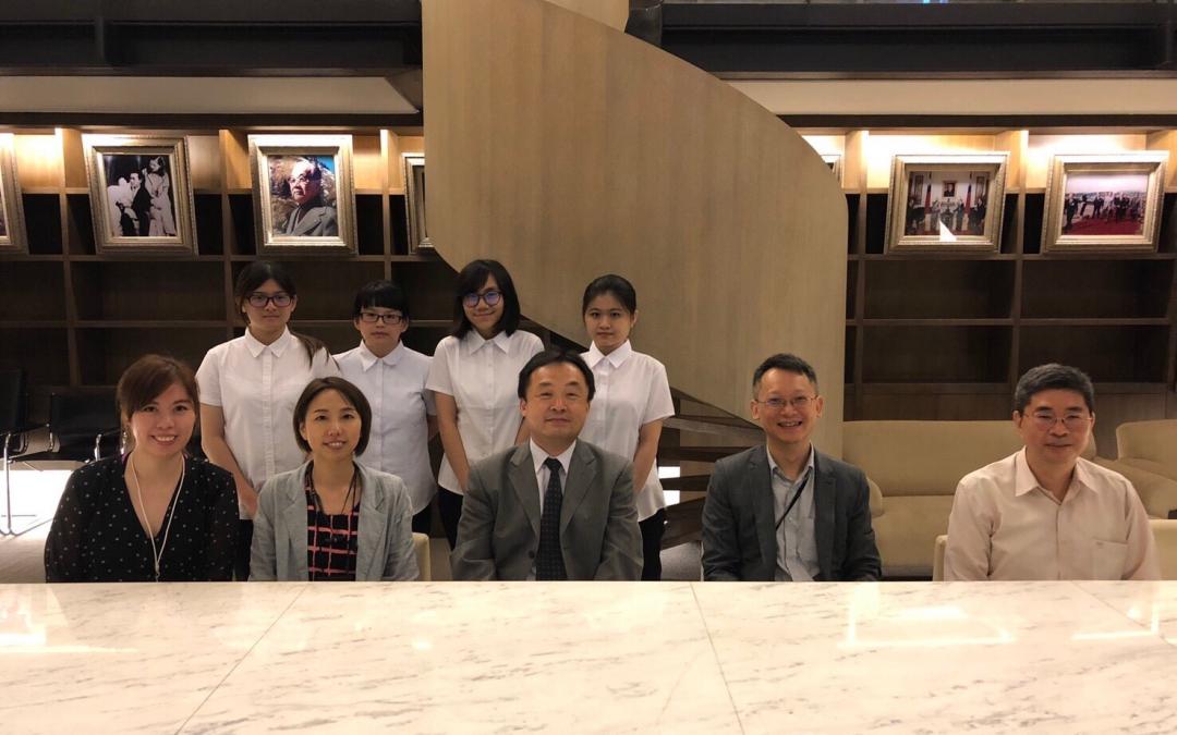 恭喜系上四位同學林家瑜 李云 吳孟庭 徐彥琳 榮獲華經資訊實習