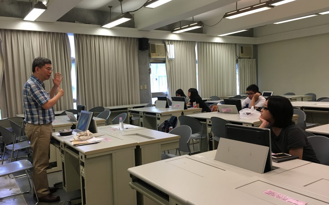 本系亞馬遜雲計算學院培訓計畫參與學生獲學校107學年度第1學期學生學習社群補助