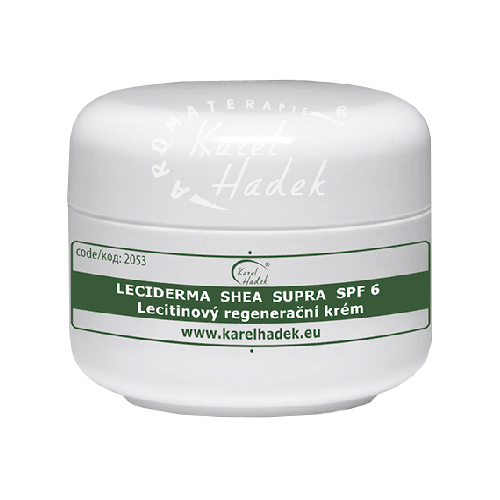 Натуральный лецитиновый крем для зрелой кожи SPF6 от Карела Хадека купить на ya-ga.ru