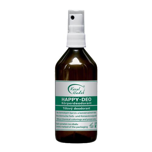 Дезодорант для тела Хэппи - Део от Карела Хадека купить на ya-ga.ru