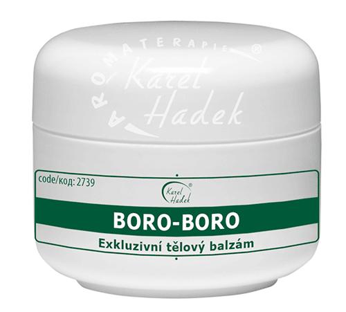 Натуральный бальзам Боро - Боро от Карела Хадека купить на ya-ga.ru
