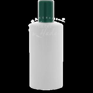 Бутылочка пластиковая белая с крышкой дозатором на ya-ga.ru