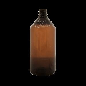 Бутылочка из тёмного пластика 215 мл на ya-ga.ru