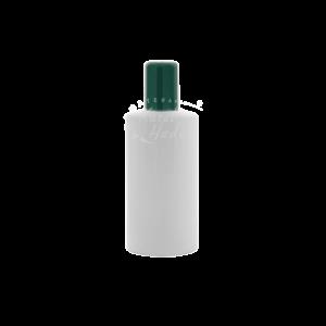 Бутылочка из белого пластика 100 мл с крышкой дозатором на ya-ga.ru