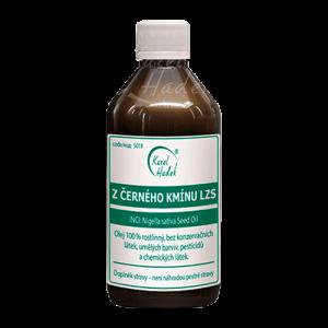 Натуральное масло Чёрного Тмина холодного отжима купить на ya-ga.ru
